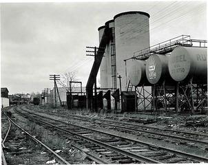 Rubel Fuel Oil Company, George Tice