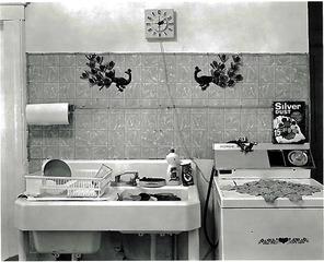 Kitchen, George Tice