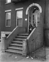 Hamilton Avenue, Paterson, NJ, George Tice