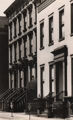 Brooklyn Houses, Walker Evans