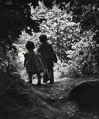 A Walk to Paradise Garden, W. Eugene Smith