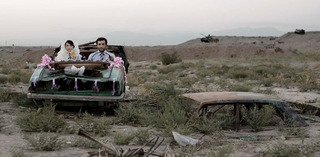 "Untitled #5, From the series ""Today's Life and War"", Gohar Dashti"