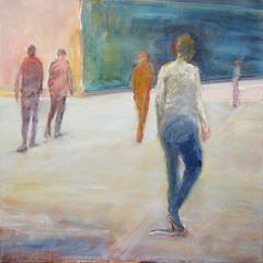 Urban Motion II, Andrea Geller