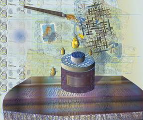 The Glue Pot , Leslie Nobler