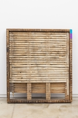 Slats Index (unofficial title)  , Theaster Gates