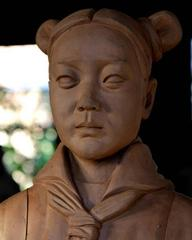 Terracotta Daughters, Prune Nourry