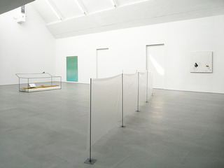 Installation View, Guillaume Leblon