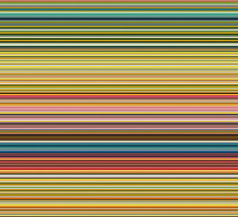 (927-8) Strip , Gerhard Richter