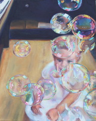 Bubbles 1, Theresa Fernald