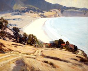 La Jolla Shores, Alfred R. Mitchell