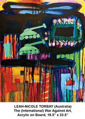 The (International) War Against Art, Leah-Nicole Torbay
