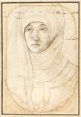 Portrait of a Woman, Hans Holbein the Elder
