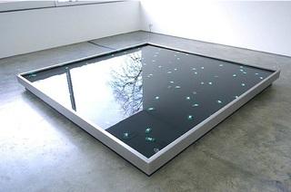 Time in Water, Tatsuo Miyajima