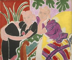 La Conversation (The Conversation), Henri Matisse
