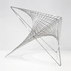 Parabola Chair, Carlo Aiello