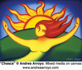 Chasca,Andrea Arroyo