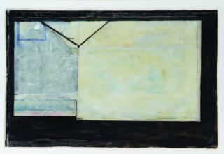 Untitled #37, Richard Diebenkorn