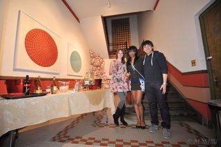 , Jan Brandt Gallery lobby