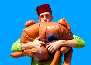 Inflating the Camel, Christto Sanz & Andrew Weir
