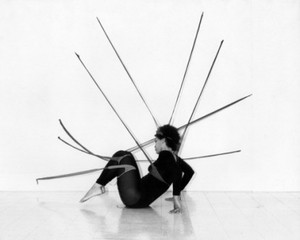 Performance Piece, Senga Nengudi