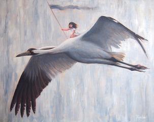 Freedom of Flight, Ruel Pascual