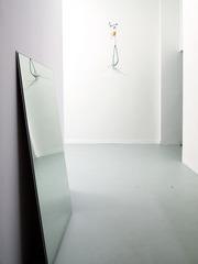 exhibition view, Sibylla Dumke