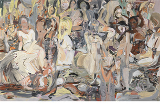Untitled (Blood Thicker Than Mud), Cecily Brown
