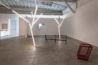 City of Disappearances installation view, Martin Boyce
