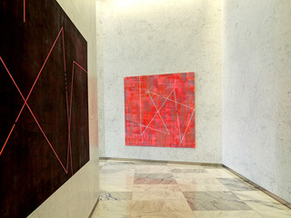 installation view, Miljan Suknovic