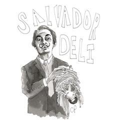 Salvador Dali, CP