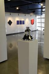 installation shot, John Eden, Steven Metzger