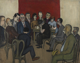 Investigations of Poverty at the Russell Sage Foundation, Alice Neel