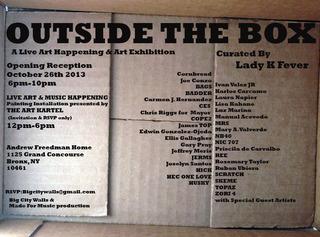 OUTSIDE THE BOX,