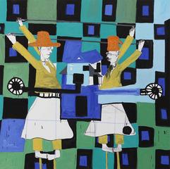 Dans, Hamid el Kanbouhi