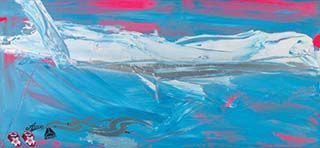 Reinhardt\'s instant painting #9, Scott Redford