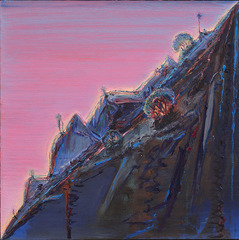 Dark Ridge, Wayne Thiebaud