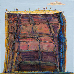Rock Mesa, Wayne Thiebaud