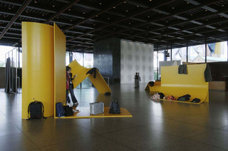 Installation View, Gabriel Kuri