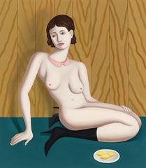 Nude with Lemons, Jonathan Gardner