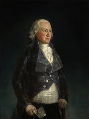Don Pedro, Duque de Osuna, Francisco de Goya