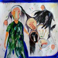 Autoritratto Confusa, Silvia Mei