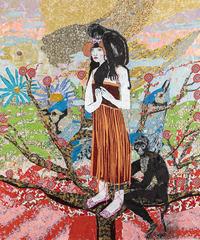 El jardin de mi corazon (Garden of my heart), Maria Berrio
