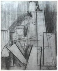 Figure Study #10, Haynes Ownby