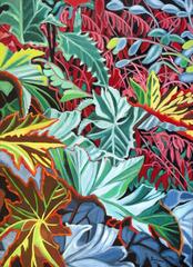 """""""Begonias"""", Deborah Sudran"""