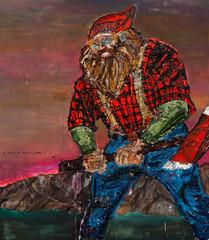 Lumberjack, Alec Egan
