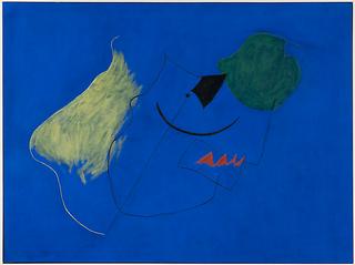 Peinture (Le cheval de cirque), Joan Miro