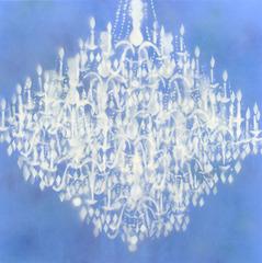 Chandelier Blue, Lorraine Peltz
