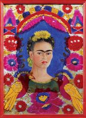 The Frame [Le Cadre], Frida Kahlo