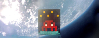 ART4SPACE, Invader