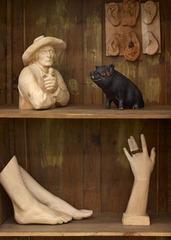 Krummer Hund (detail)   , Paloma Varga Weisz
